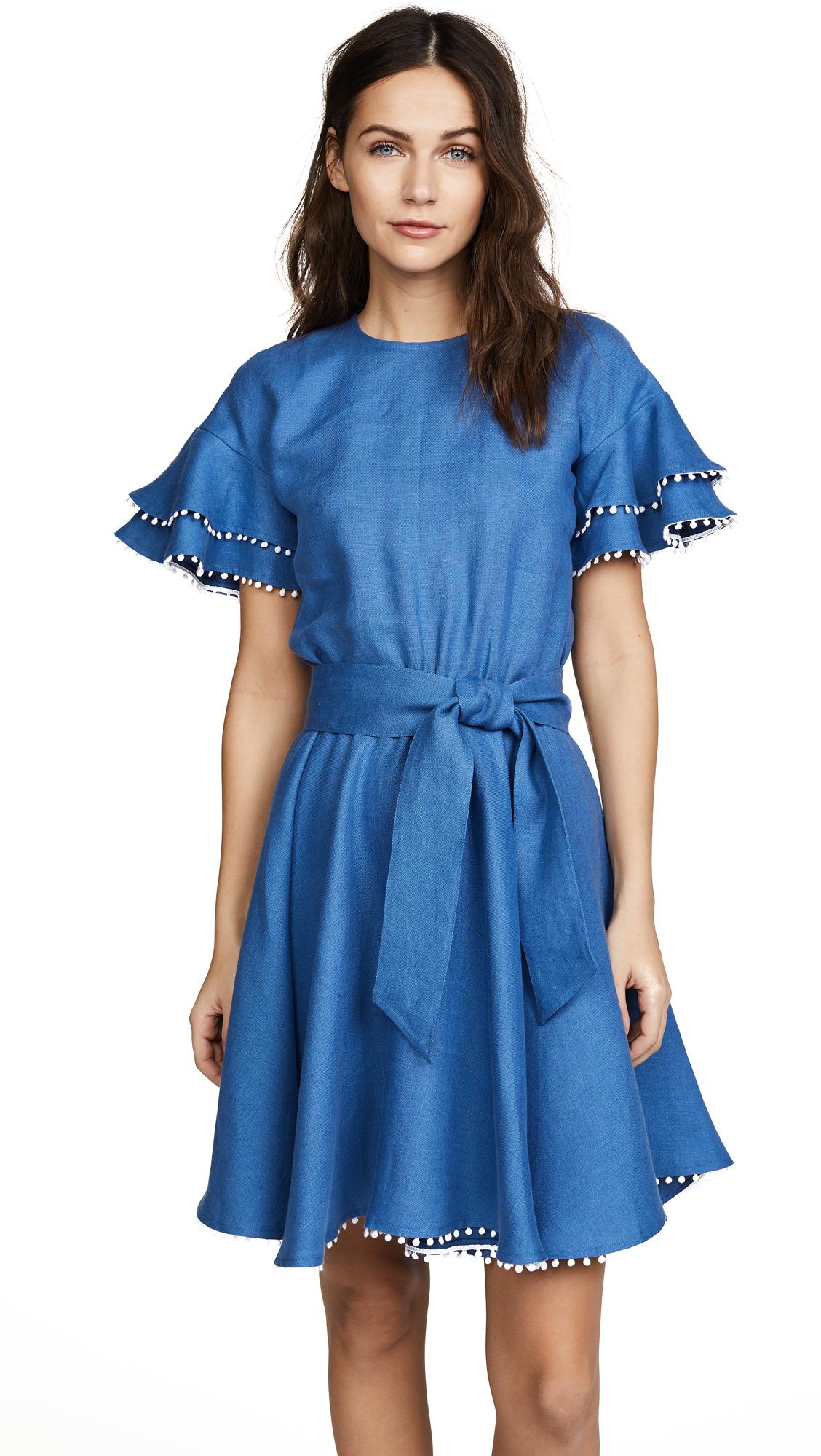 Ewa Herzog Tie Waist Dress