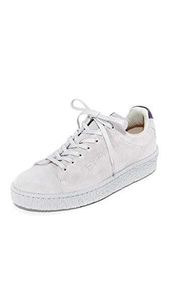 Eytys Ace Suede Sneakers