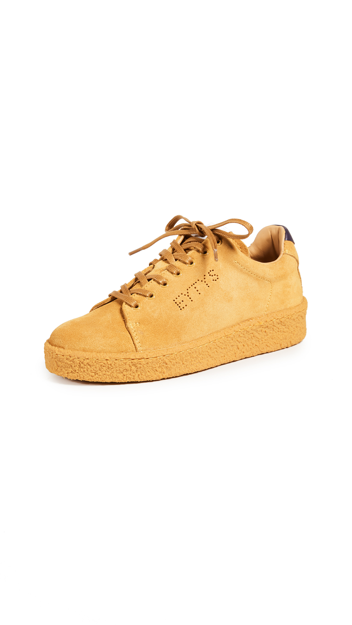 Eytys Ace Suede Sneakers - Mimosa