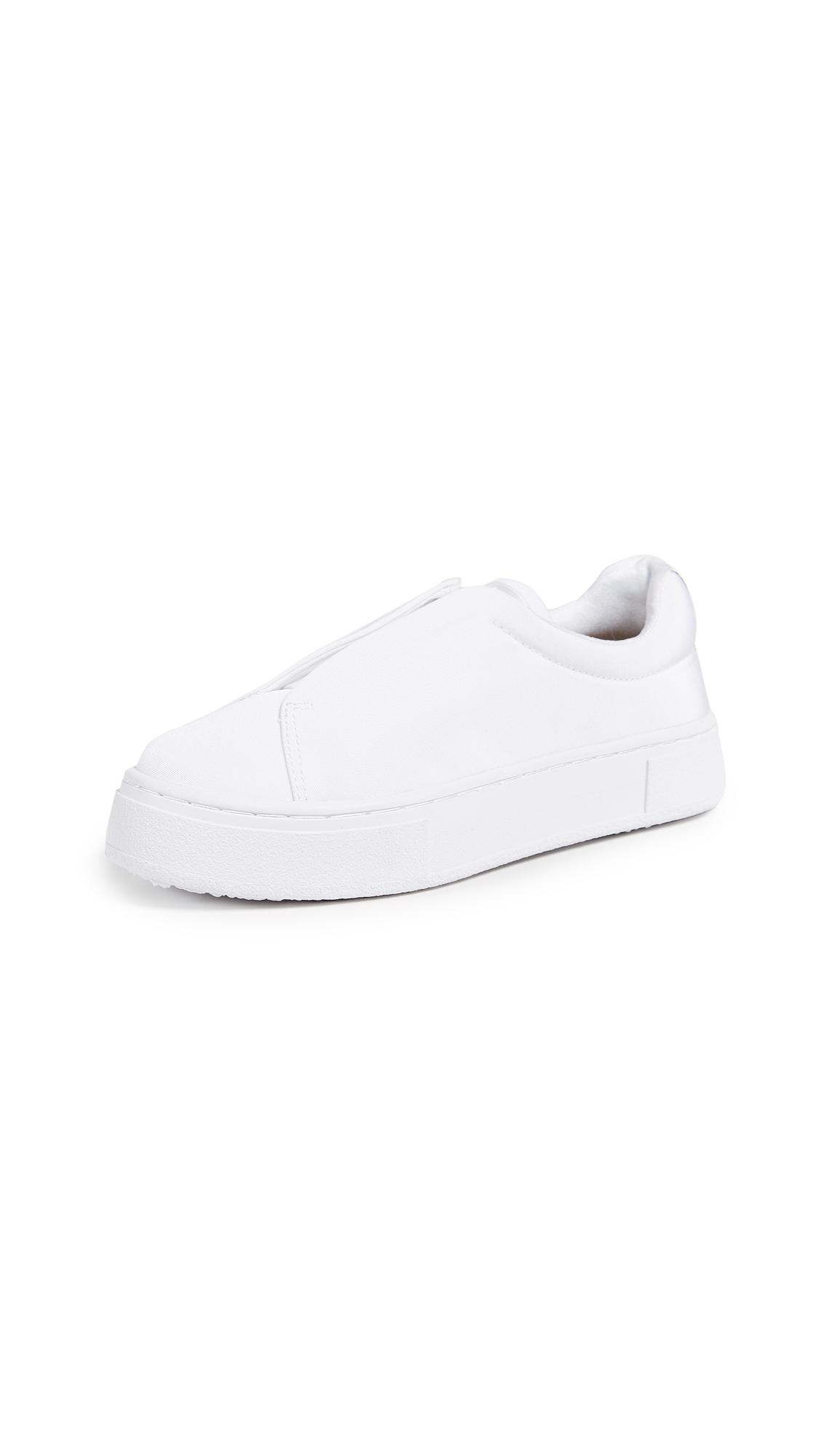 Eytys Doja S-O Sneakers - White