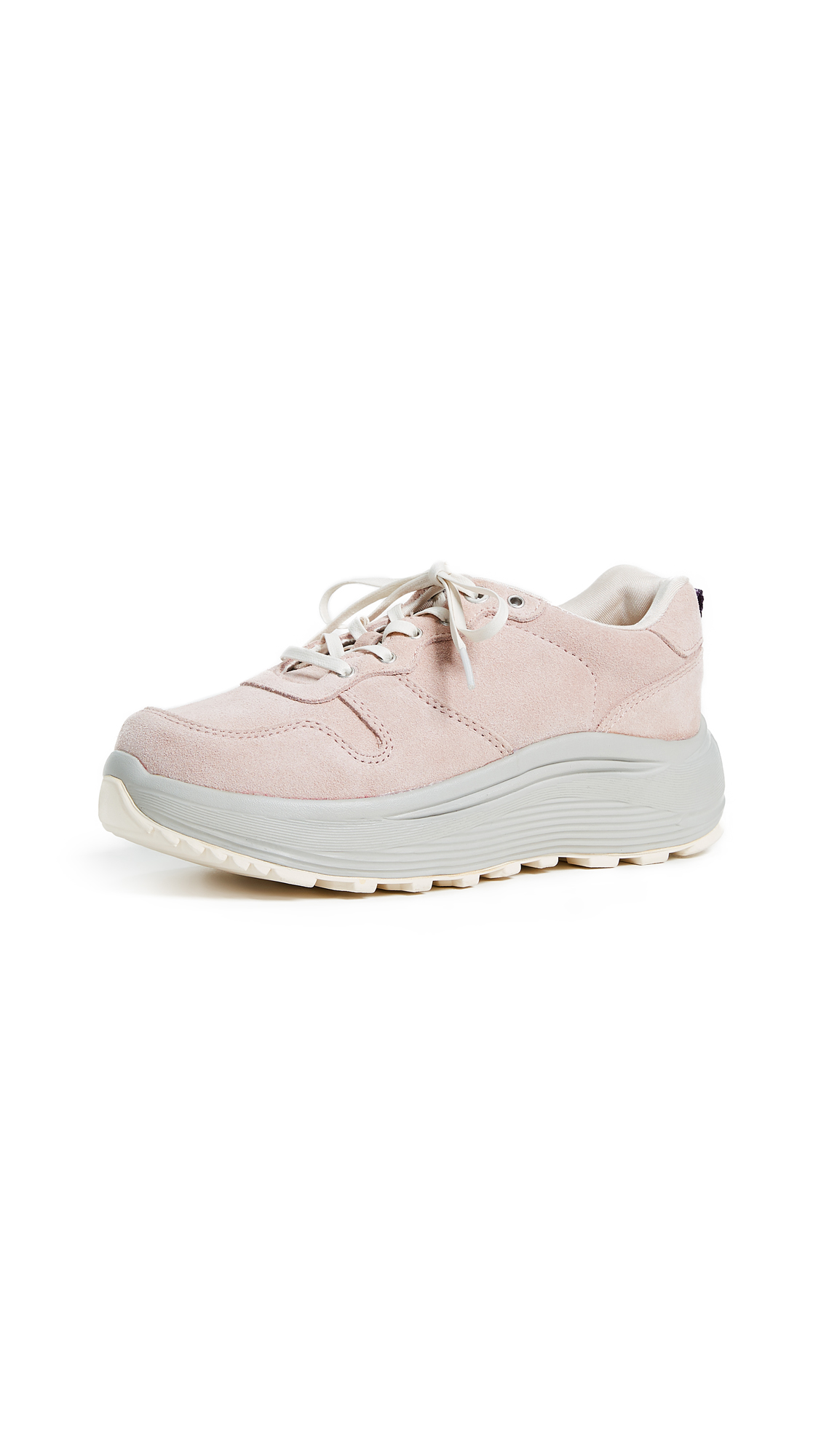 Eytys Jet Combo Sneakers - Powder Pink