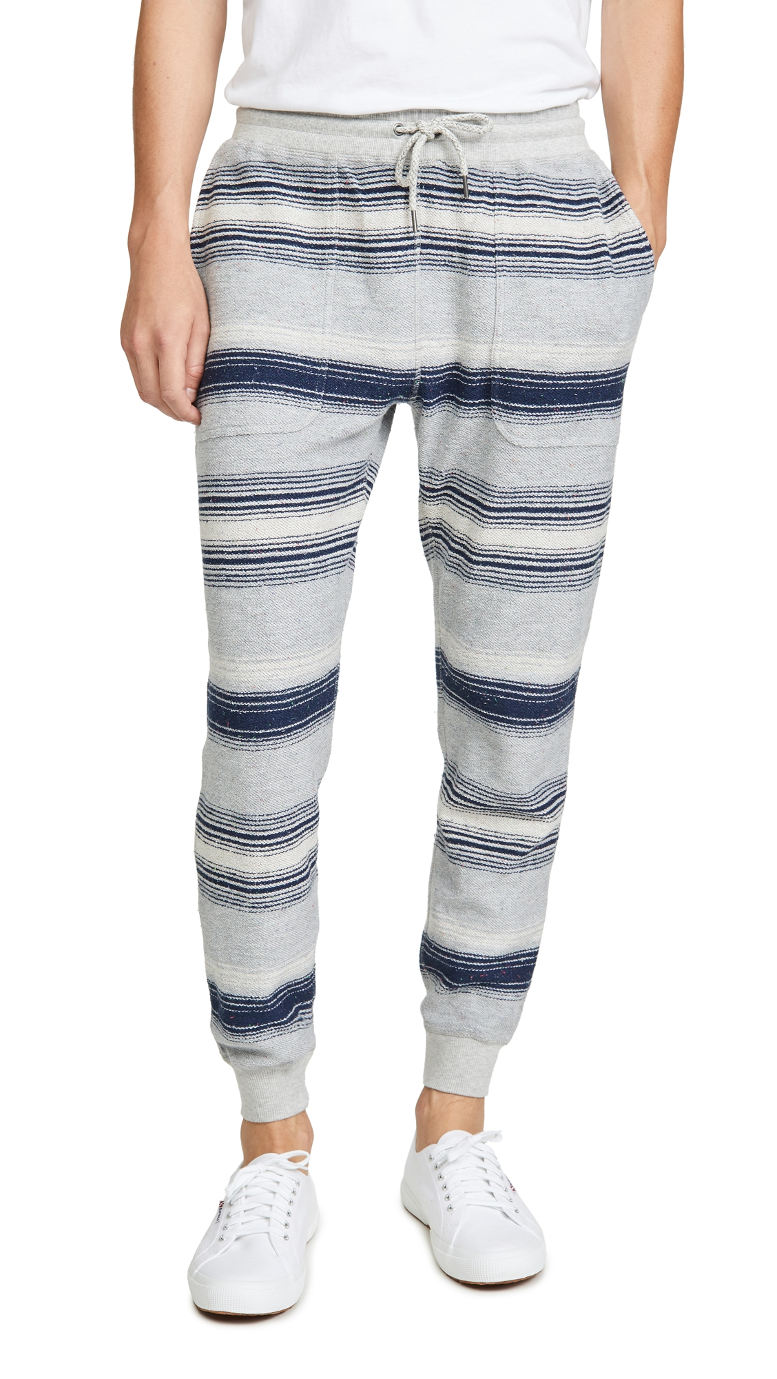Faherty Reversible Sweatpants