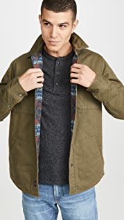 Faherty Reversible Bondi Jacket