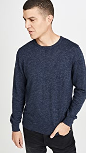 Faherty Long Sleeve Sconset Crew Neck Tee