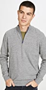 Faherty Long Sleeve Sconset Pullover