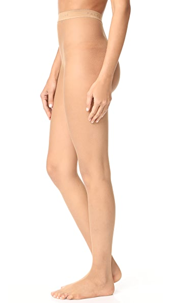 Falke Net Tights - Powder