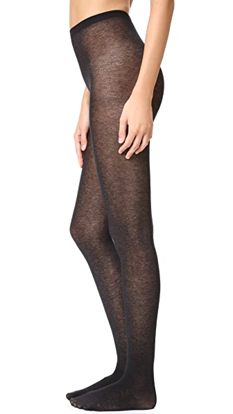 Falke Sensual Cashmere 50 Tights - Black