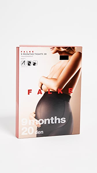 Falke 9 Month Flexible Maternity Tights