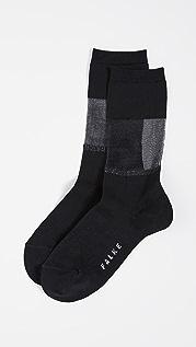 Falke 透明细节袜子