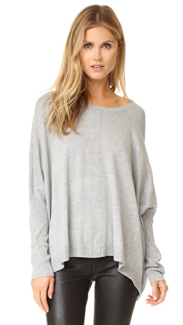 525 America Dolman Center Seam Sweater