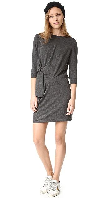 525 America Side Tie Dress
