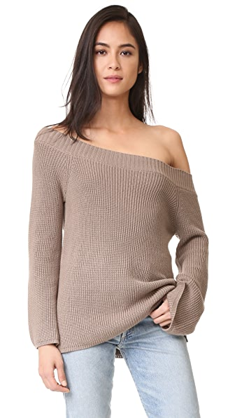 525 America Off Shoulder Sweater