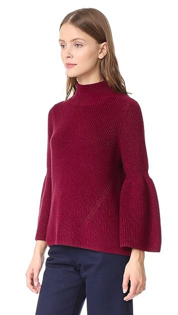 525 America Shaker Crop Sweater