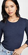 525 Ribbed Pullover