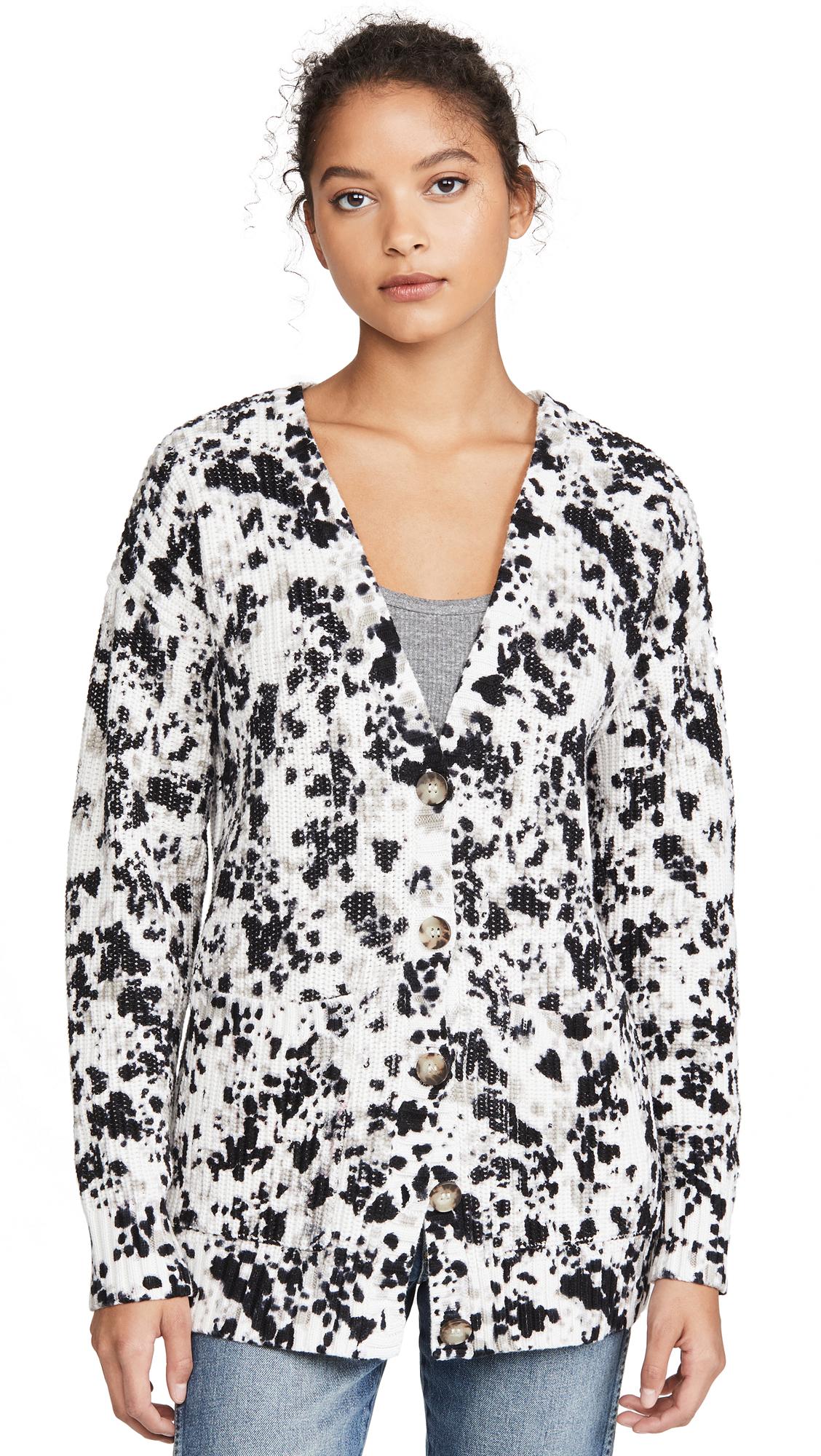 Buy  online - photo of 525 Printed Cardigan