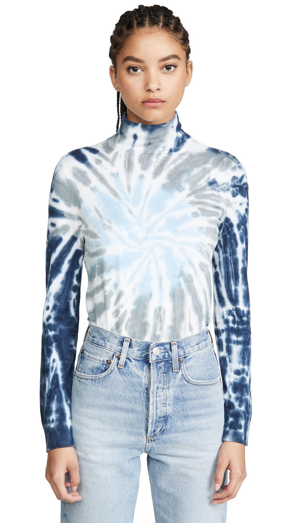 Buy  online - photo of 525 Tie Dye Turtleneck