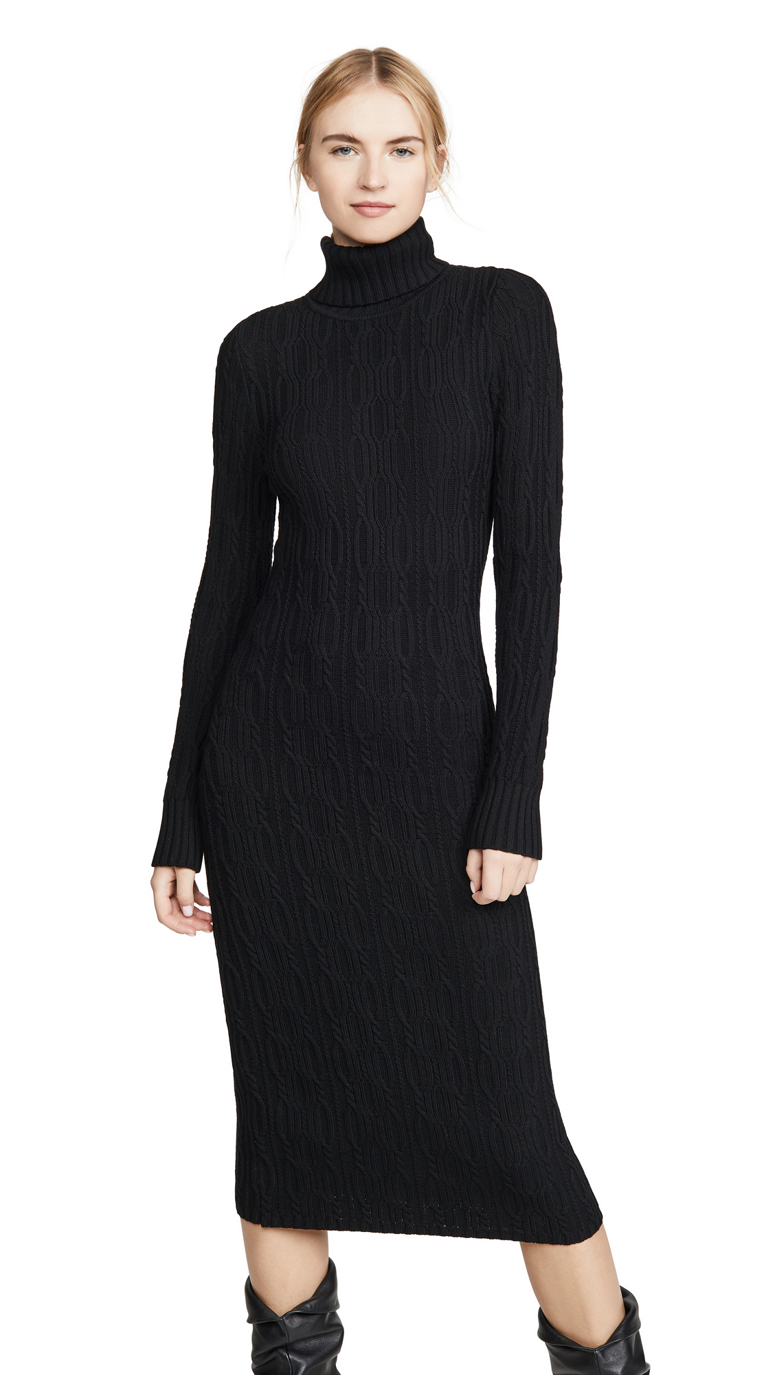 Buy  online - photo of 525 Turtleneck Sweater Dress