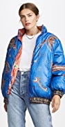 FARM Rio Reversible Mystic Puffer Jacket