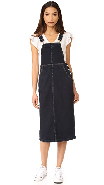 Father's Daughter Kim Overall Dress