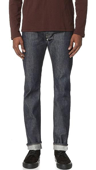 Fabric Brand & Co. Rafa Slim Selvedge Jeans