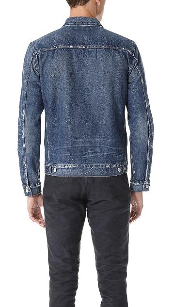 Fabric Brand & Co. Melik Trucker Jacket