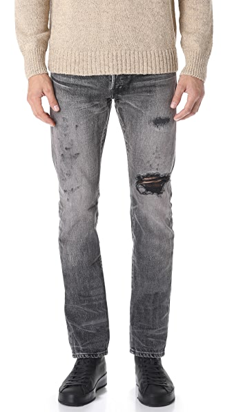 Fabric Brand & Co. Meyer Slim Fit Jeans