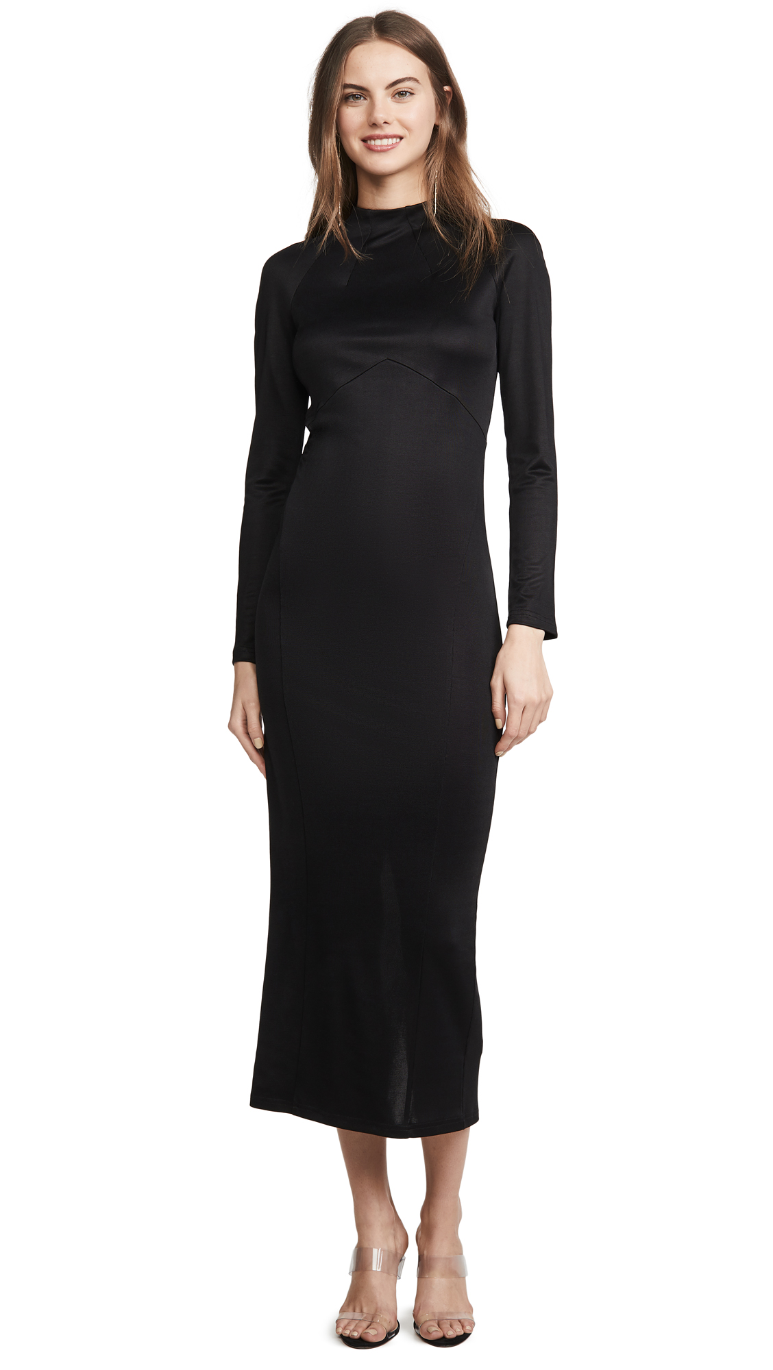 Buy Fleur du Mal online - photo of Fleur du Mal Slinky Long Dress