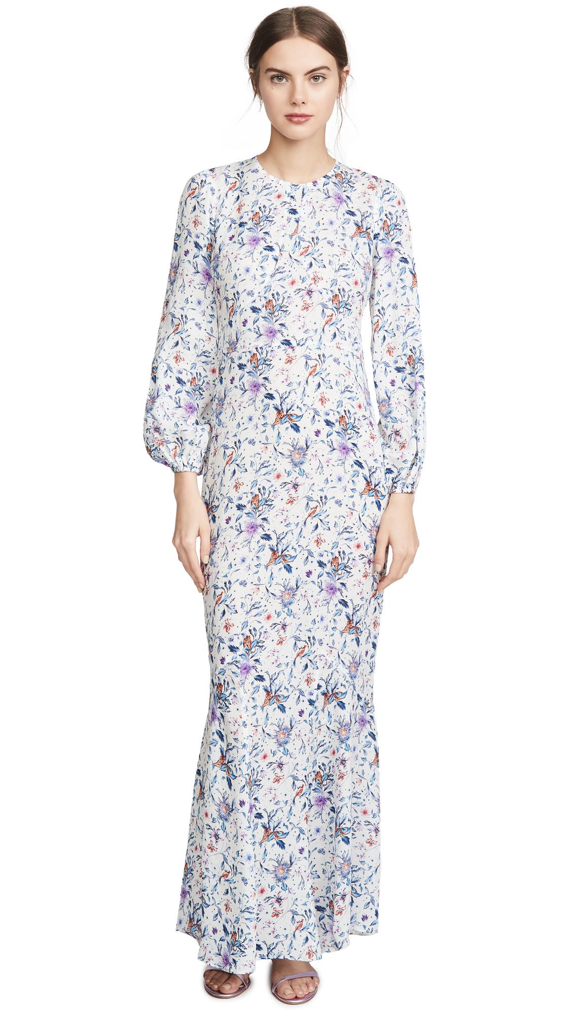 Buy Fleur du Mal online - photo of Fleur du Mal Mermaid Dress