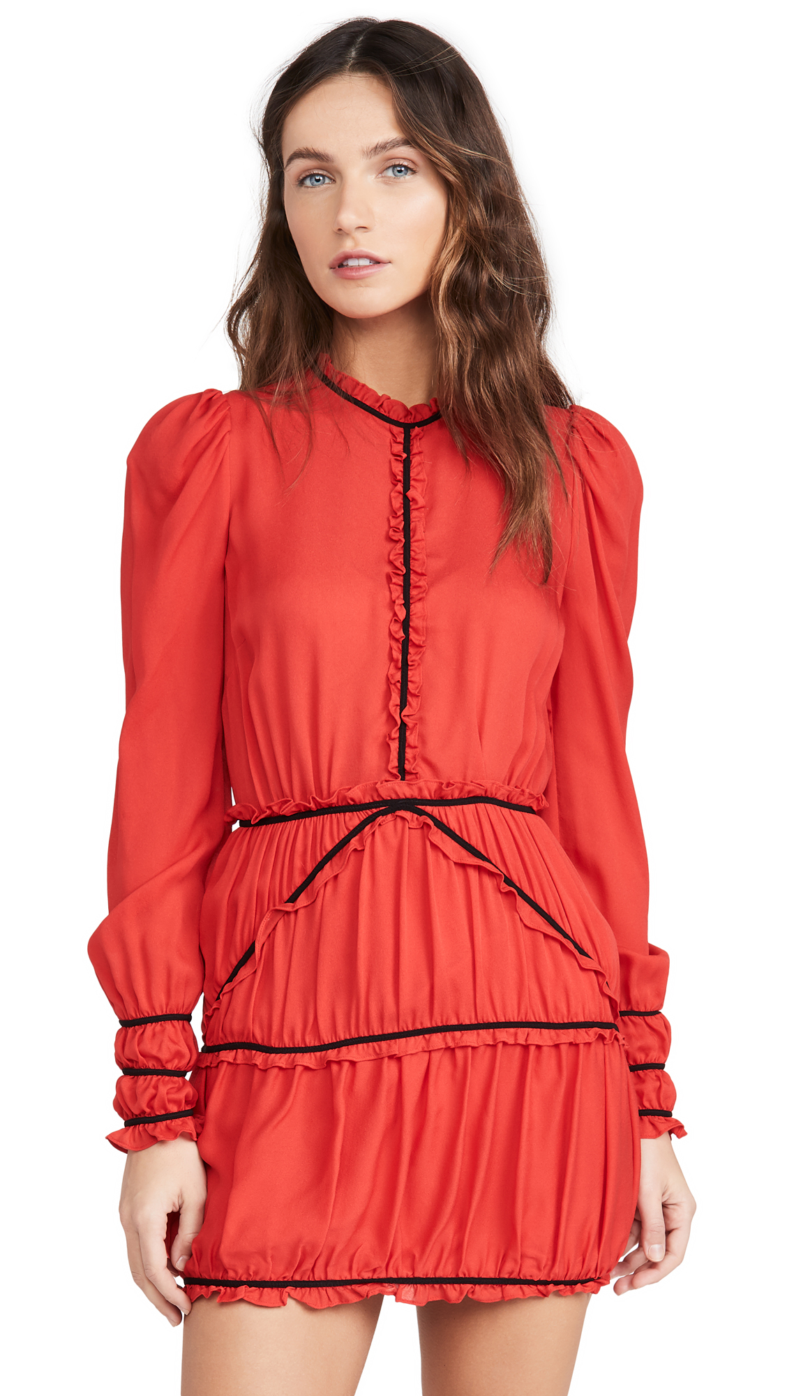 Buy Fleur du Mal Bondage Mini Dress online beautiful Fleur du Mal Clothing, Dresses