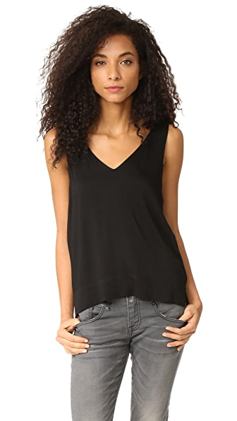 Feel The Piece Fiona Woven Layering Tank