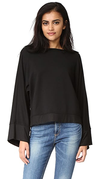Feel The Piece Andi Top - Black