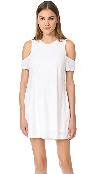 Feel The Piece Eads Cold Shoulder Dress