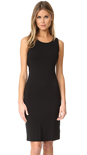 Feel The Piece Olympic Dress In Black