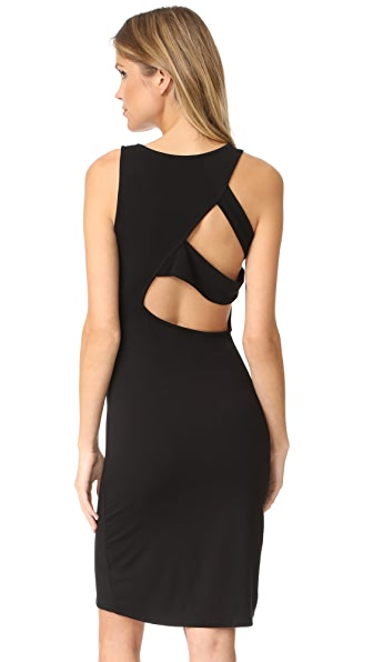 Feel The Piece Olympic Dress - Black