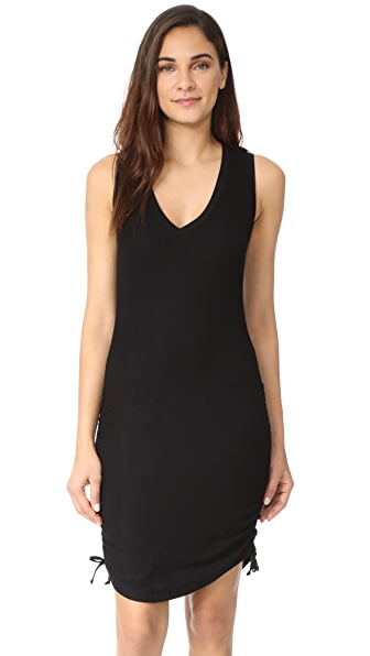 Feel The Piece Beverly Dress - Black
