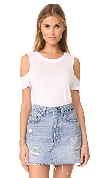 Feel The Piece Dawson Top - White