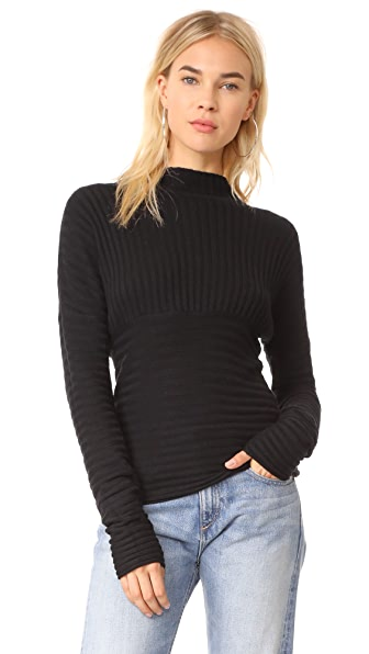 Feel The Piece Graham Sweater - Black