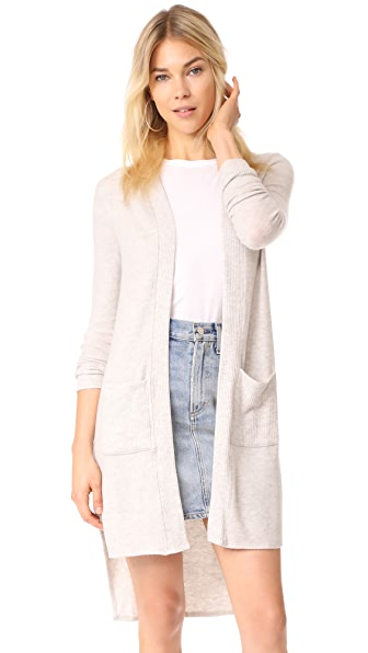 Feel The Piece Vaughan Cardigan - Buckwheat