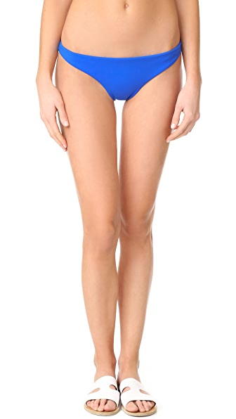 FELLA Jasper Bonded Bikini Bottoms - Electric Blue