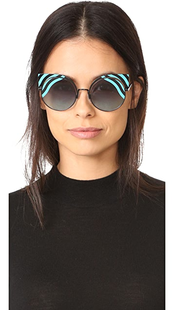 Fendi Солнцезащитные очки Hyposhine