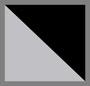Black/Grey Azure Silver