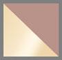 золотисто-медный/коричневый