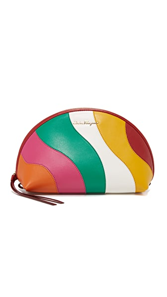 Salvatore Ferragamo Sara Battaglia for Ferragamo Beauty Case - Multi