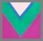Violet/Green