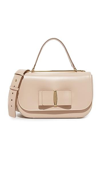Salvatore Ferragamo Linda Shoulder Bag