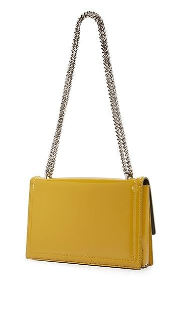 Salvatore Ferragamo Ginny Flap Shoulder Bag