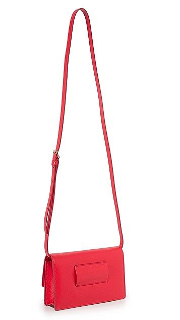 Salvatore Ferragamo Miss Vara Bow Cross Body Bag