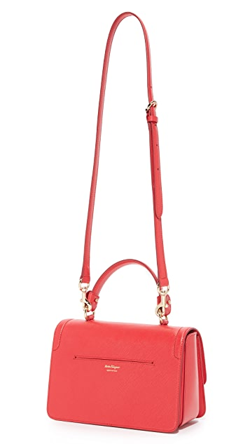 Salvatore Ferragamo Seila Mini Top Handle Bag