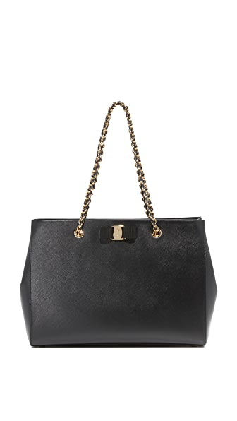 Salvatore Ferragamo Melike Bag - Nero