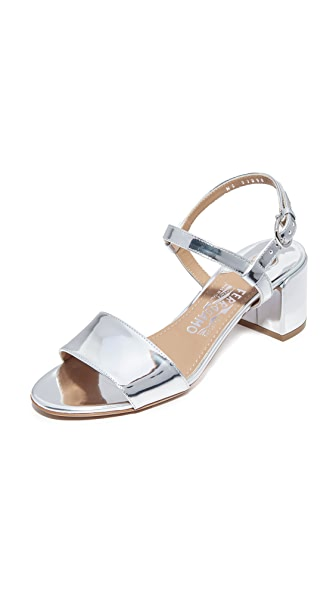Salvatore Ferragamo Elita Sandals